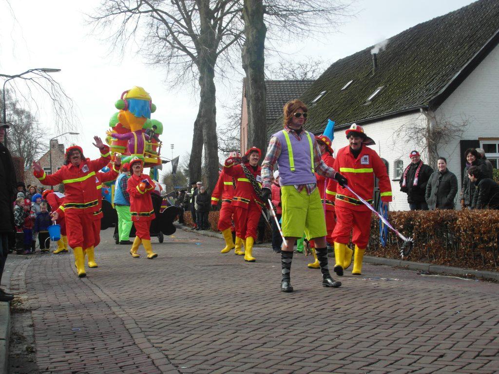 Het carnavalsgevoel